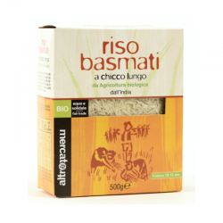 RISO BASMATI INDIA - BIO